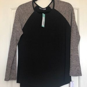 Loveappella by Stitch Fix Long Sleeve Top